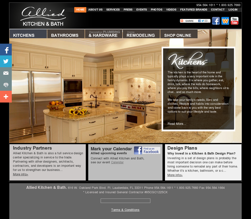 Allied Kitchen & Bath Competitors, Revenue and Employees - Owler ...