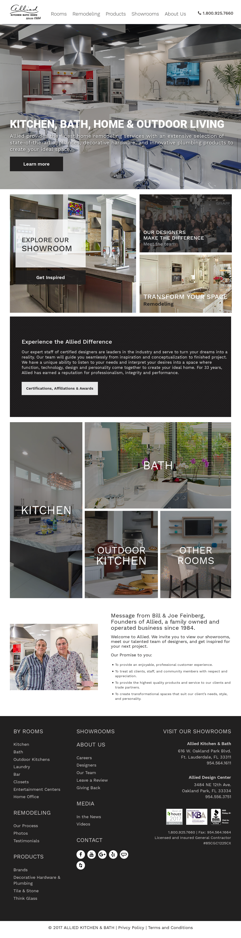 Allied Kitchen Bath S Competitors Revenue Number Of Employees Funding Acquisitions News Owler Company Profile