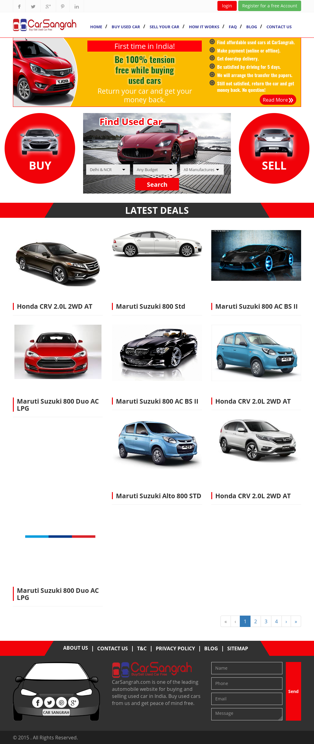 Spiveys Used Cars