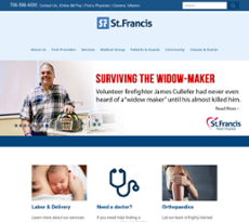St  Francis Hospital Competitors, Revenue and Employees