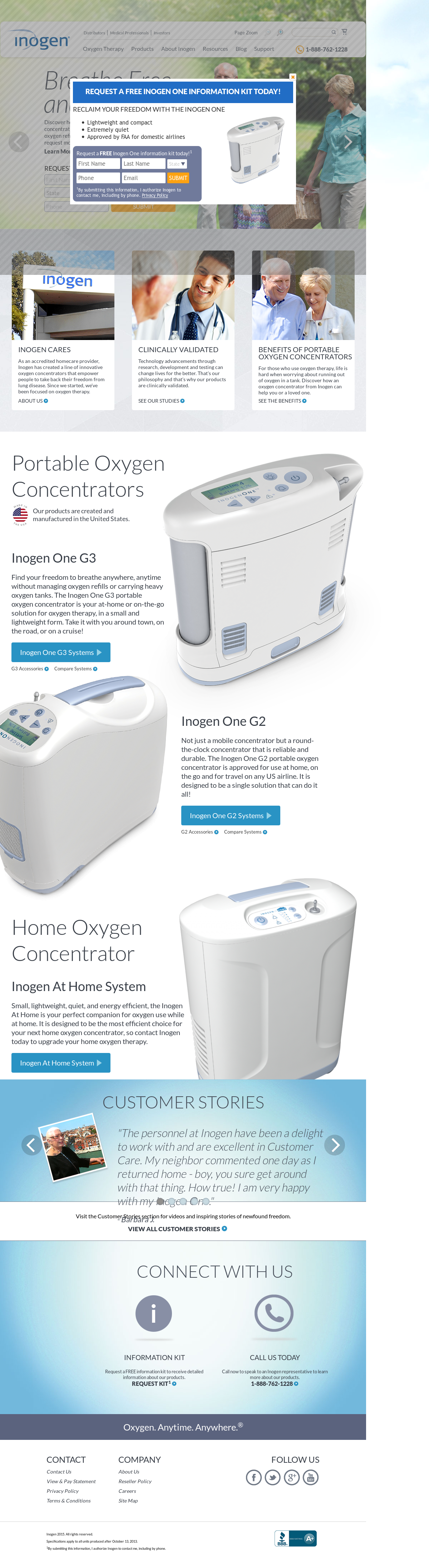 Inogen Competitors, Revenue and Employees - Owler Company