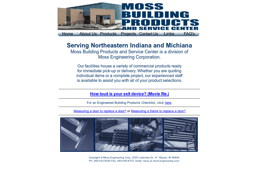 Moss Building Products Competitors, Revenue and Employees - Owler ...
