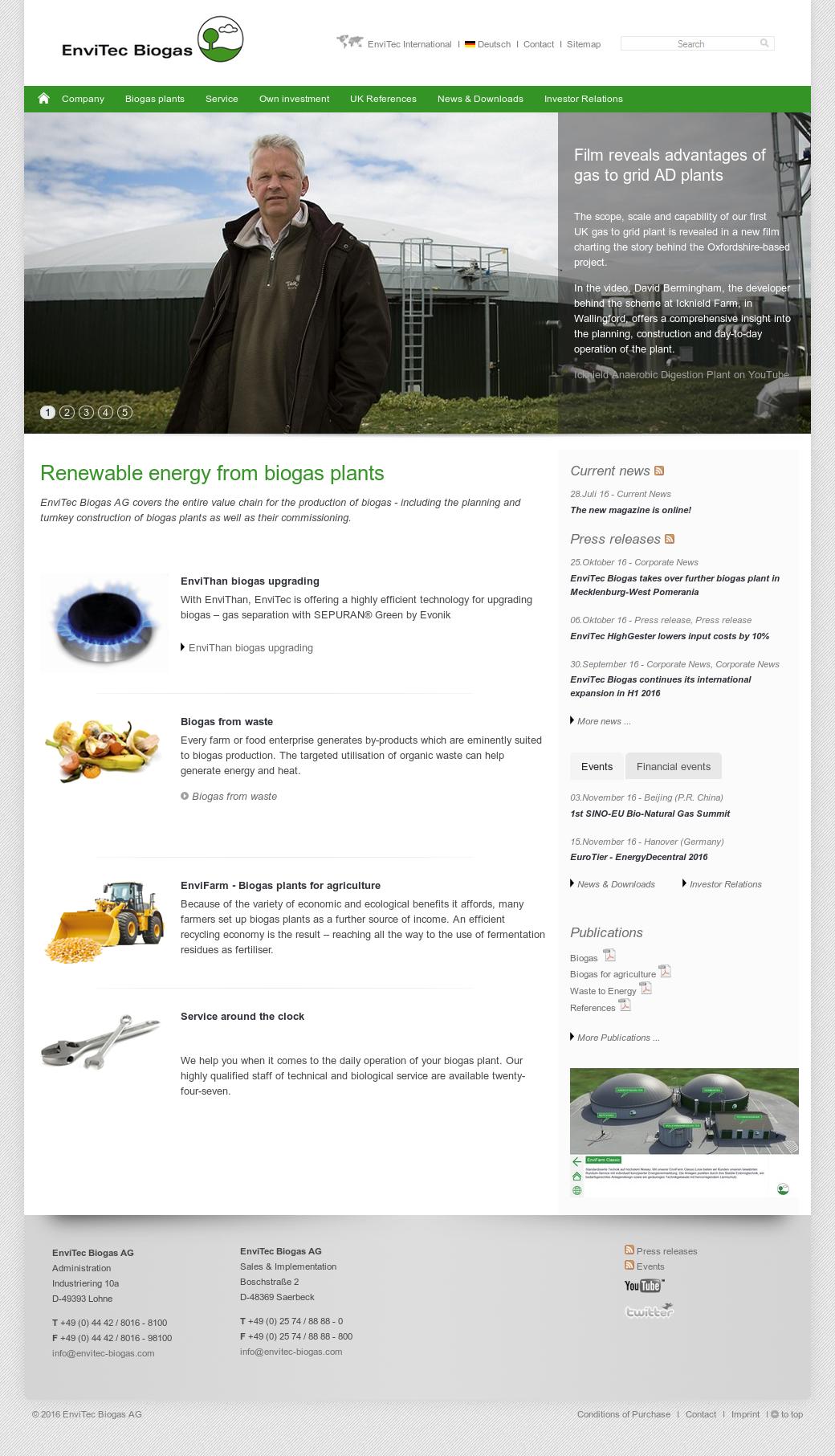 EnviTec Competitors, Revenue and Employees - Owler Company