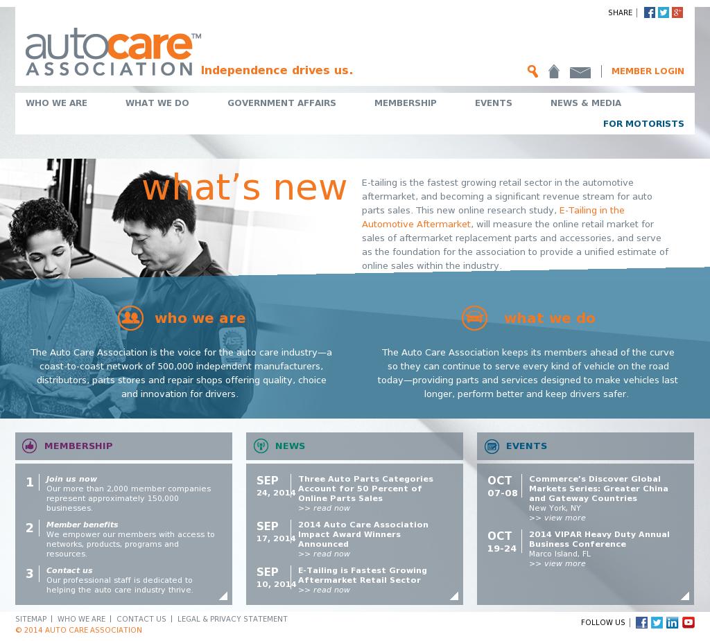 Auto Care Competitors, Revenue and Employees - Owler Company Profile