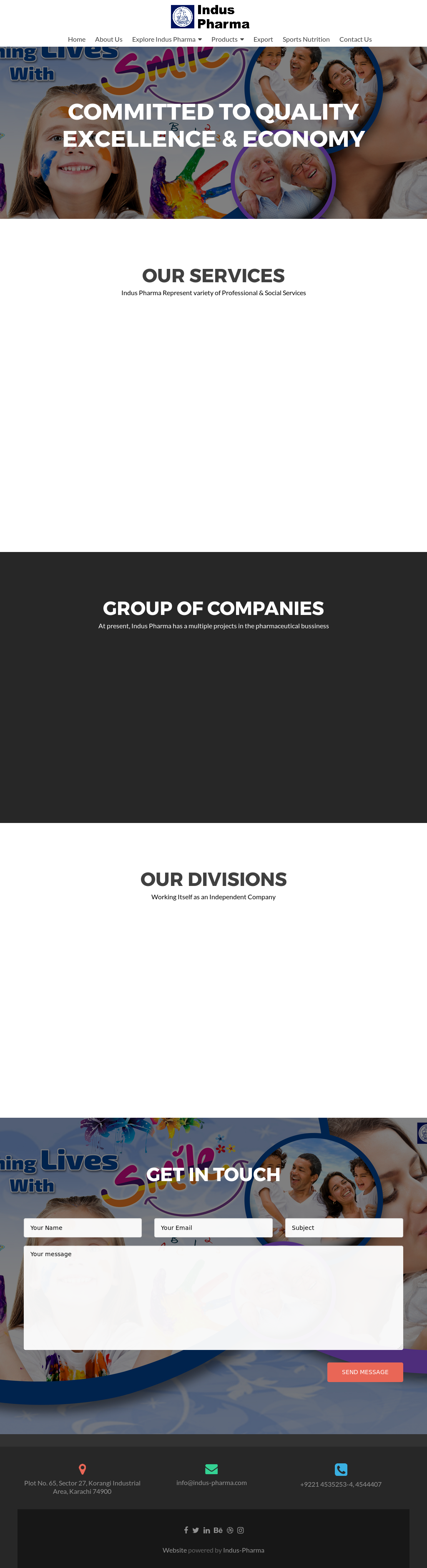 Indus Pharma Competitors, Revenue and Employees - Owler Company Profile