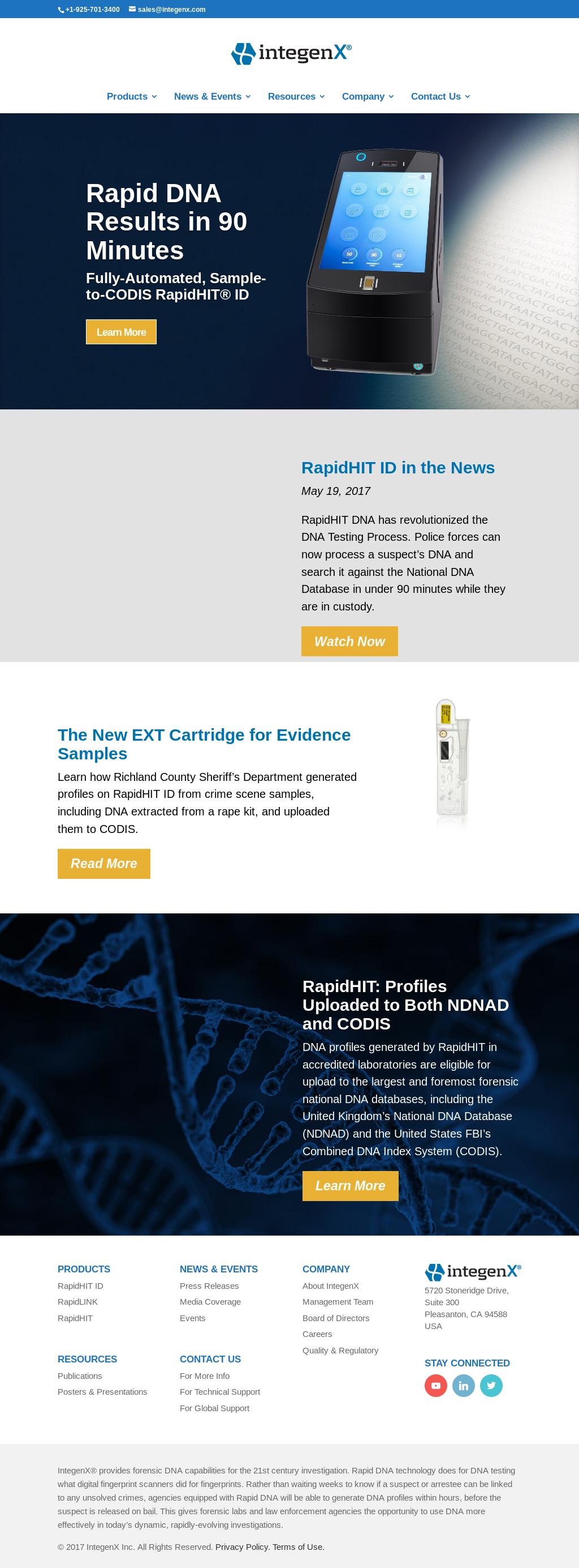 IntegenX Competitors, Revenue and Employees - Owler Company Profile