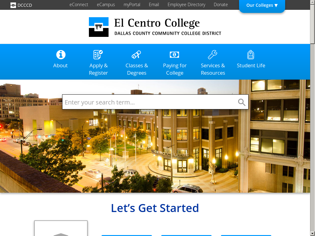 El Centro College Competitors Revenue And Employees Owler Company