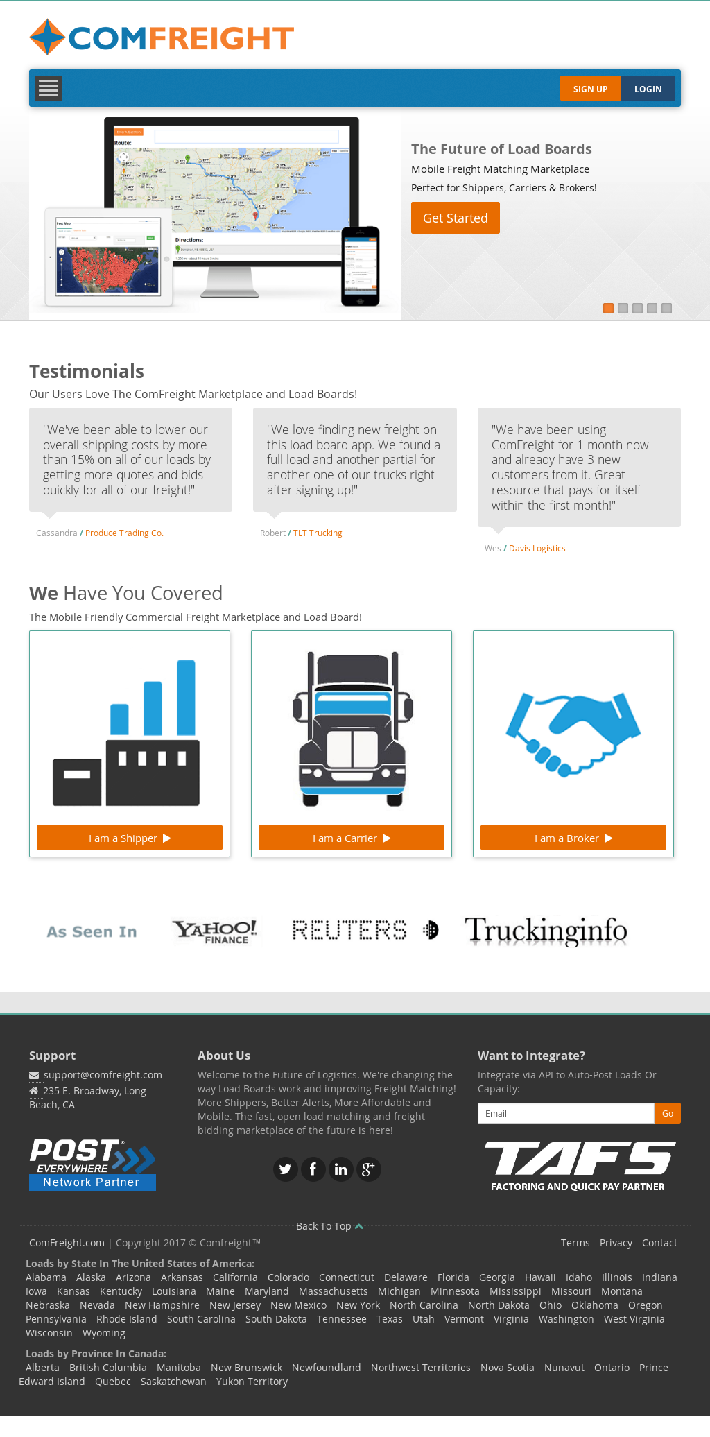 ComFreight Competitors, Revenue and Employees - Owler Company Profile