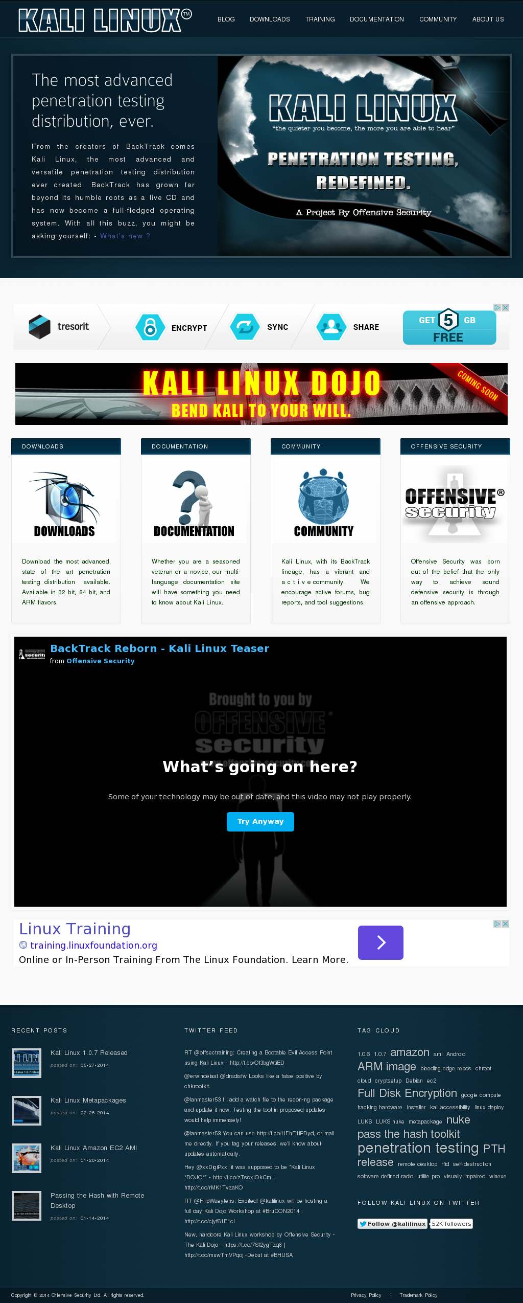 Kali Linux Competitors, Revenue and Employees - Owler Company Profile