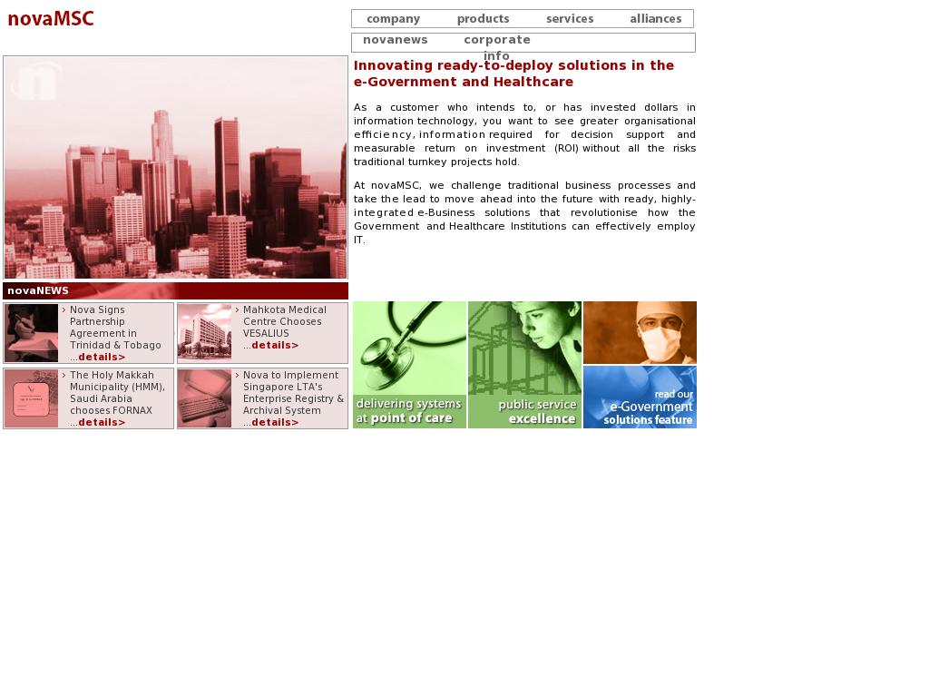 novaMSC Competitors, Revenue and Employees - Owler Company Profile
