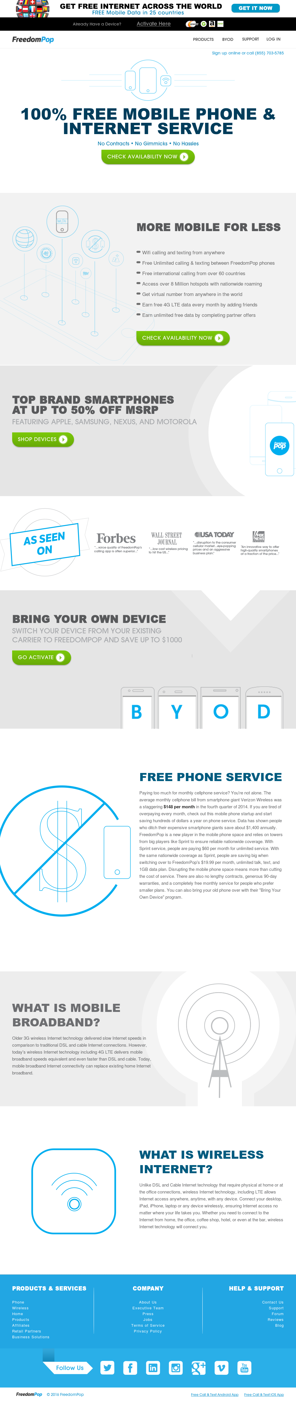 FreedomPop Competitors, Revenue and Employees - Owler