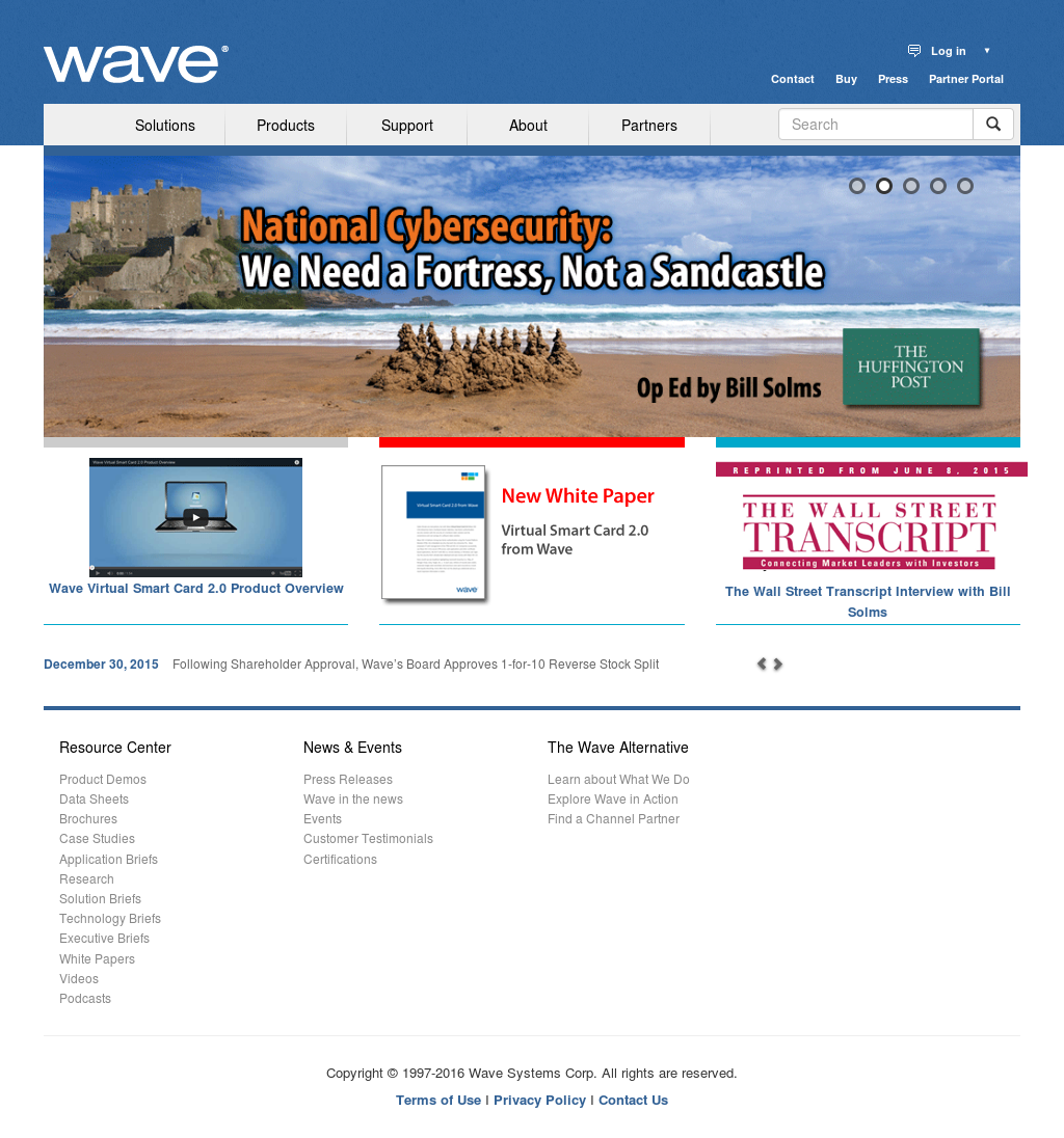 Wavesys Competitors, Revenue and Employees - Owler Company