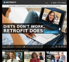 Retrofit website history