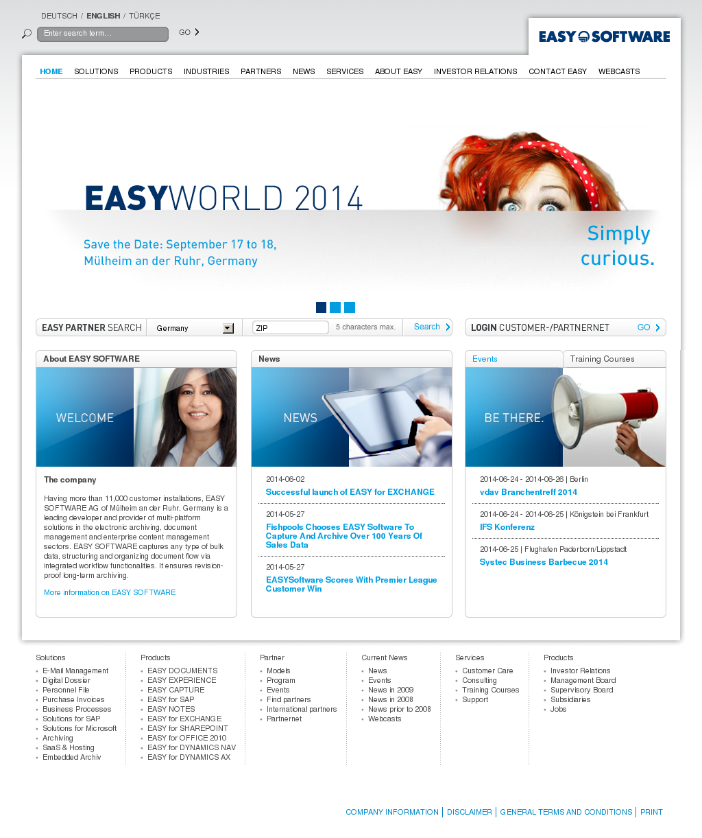 Easy Software Competitors, Revenue and Employees - Owler
