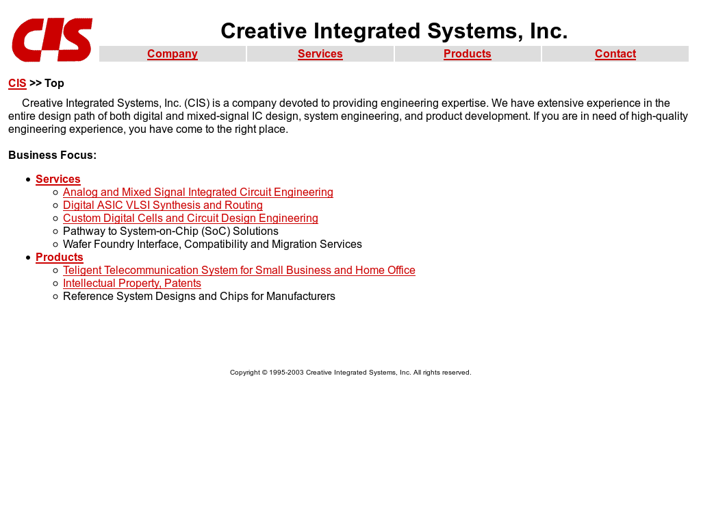 Cisdesign Competitors Revenue And Employees Owler Company Profile History Of Integrated Circuit Quality Website
