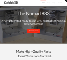 Carbide 3D Competitors, Revenue and Employees - Owler