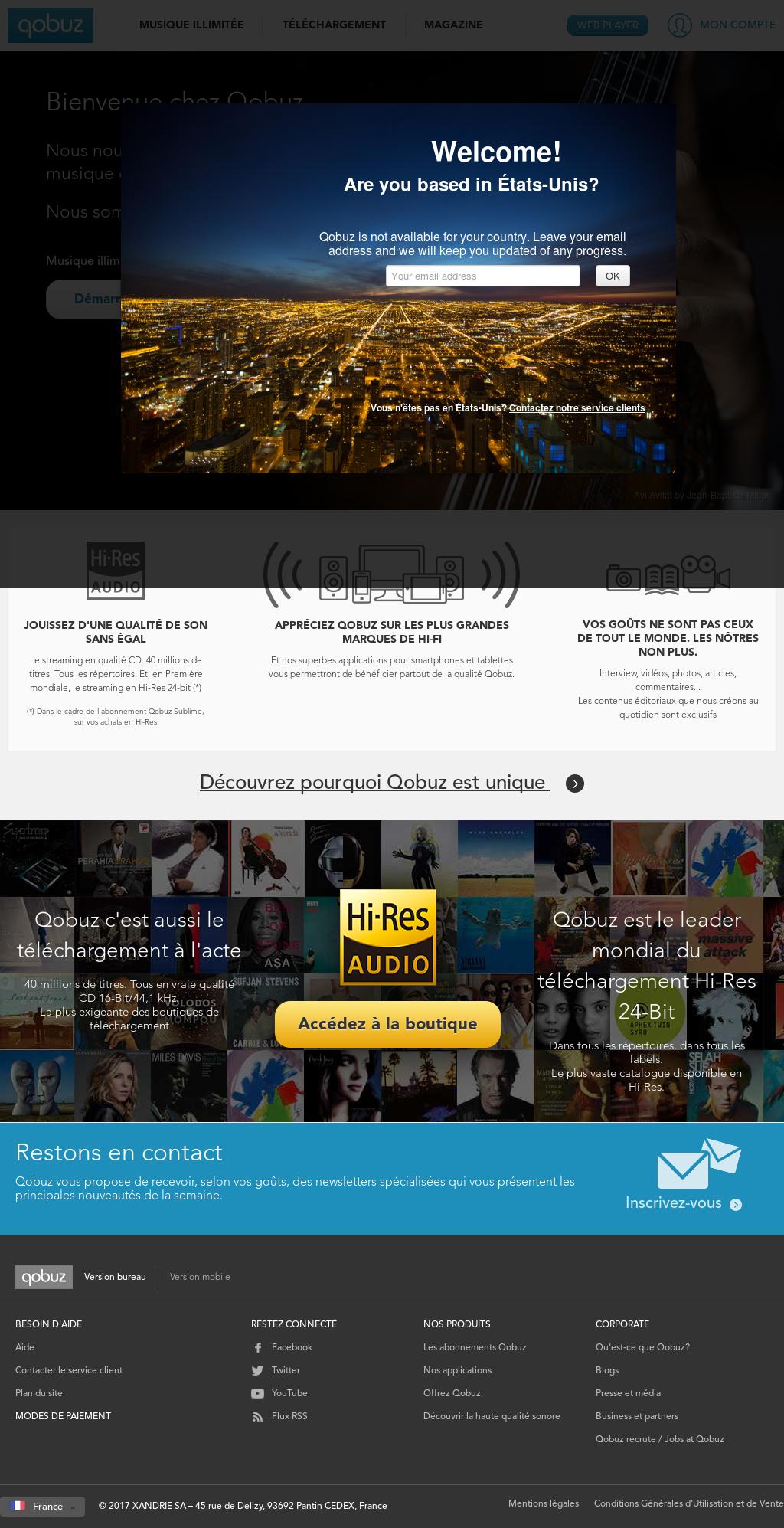 Qobuz Competitors, Revenue and Employees - Owler Company Profile