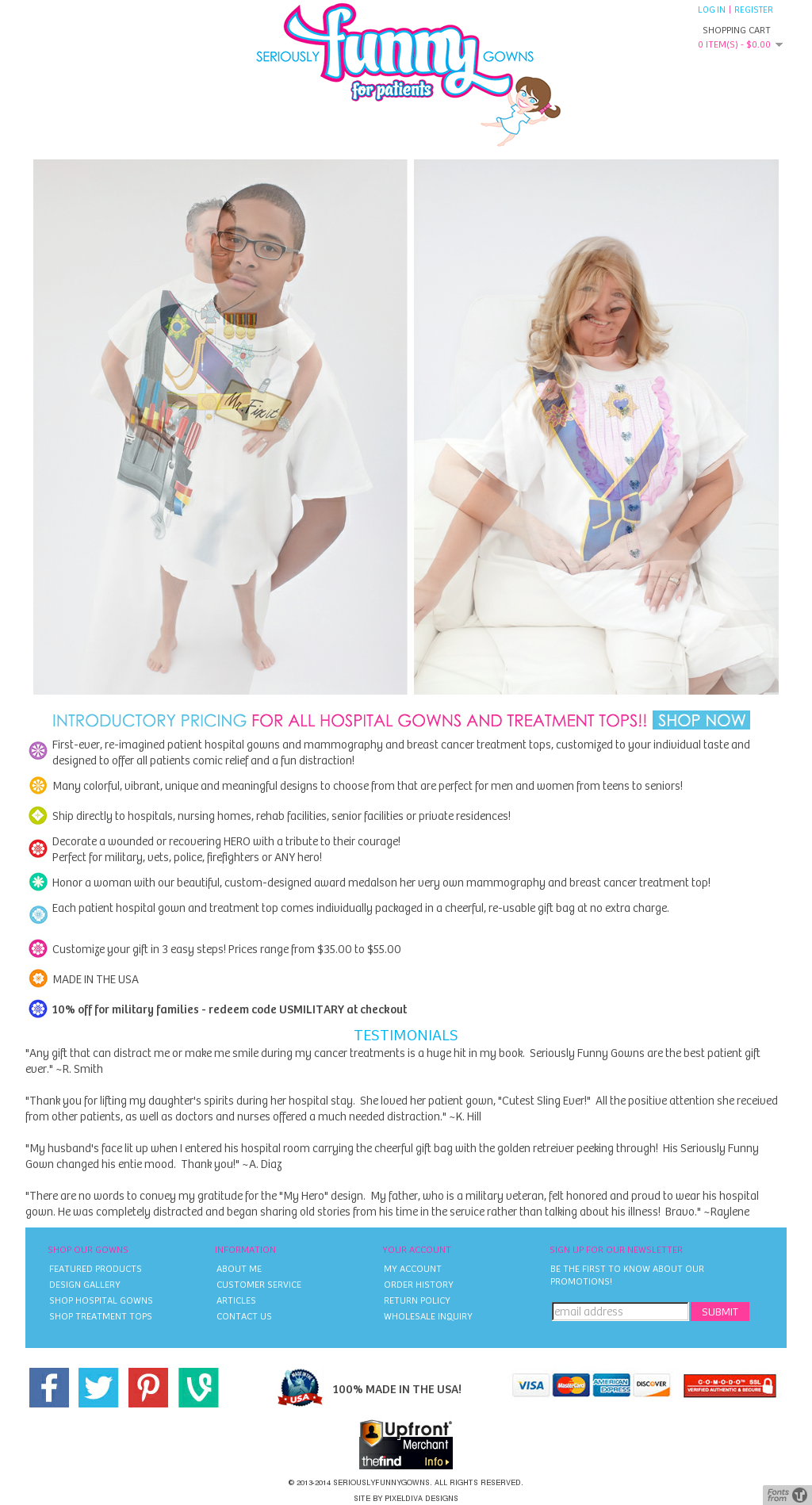 Seriously Funny Gowns Competitors, Revenue and Employees - Owler ...