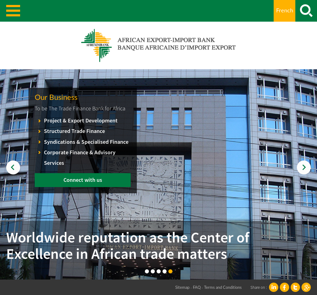 Afreximbank Competitors, Revenue and Employees - Owler