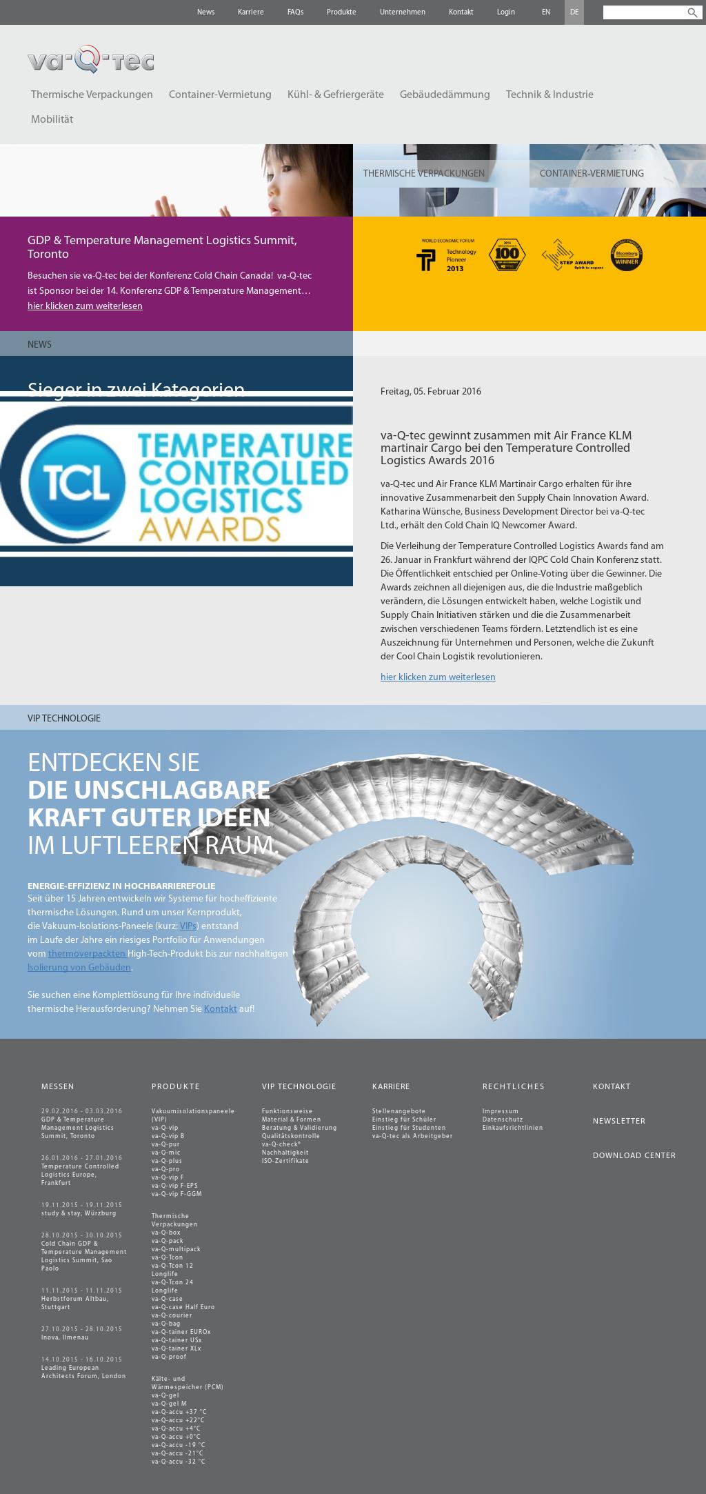Va-Q-tec Competitors, Revenue and Employees - Owler Company