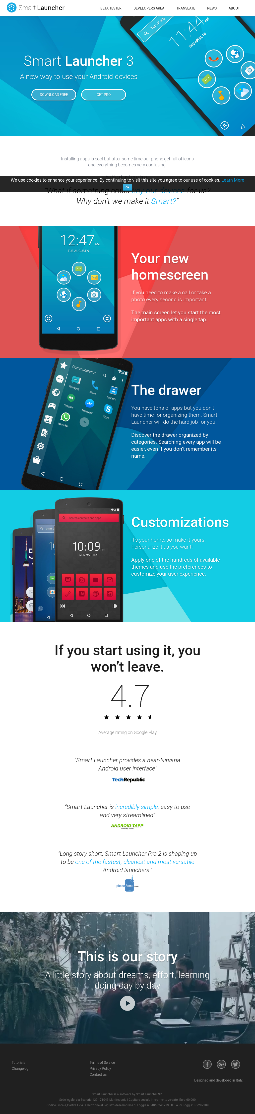Smart Launcher Competitors, Revenue and Employees - Owler