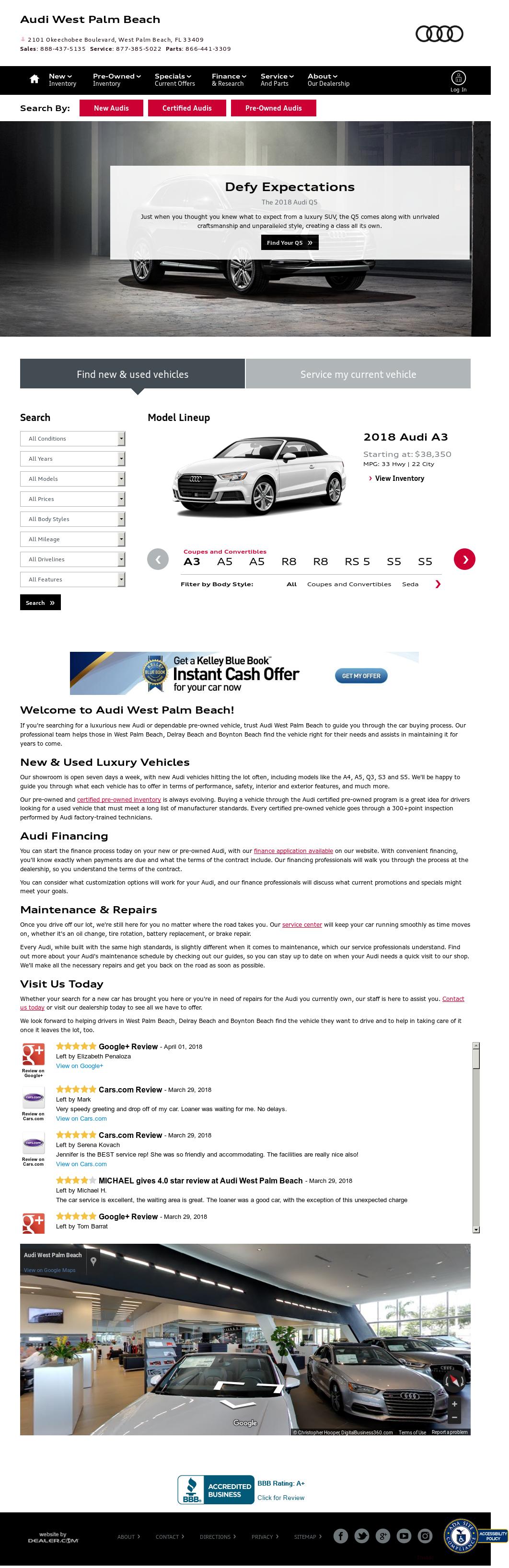 Braman Audi Competitors Revenue And Employees Owler Company Profile - Braman audi