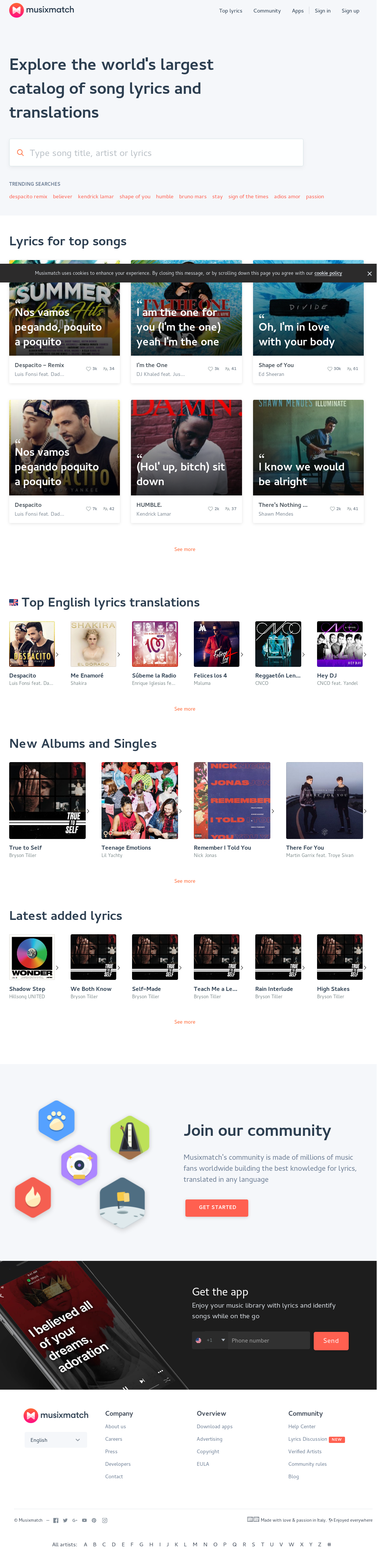 Musixmatch Competitors, Revenue and Employees - Owler