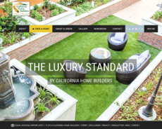 California Home Builders Company Profile
