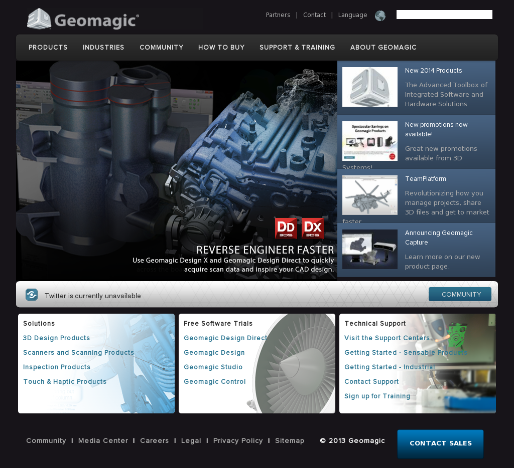 Geomagic Competitors, Revenue and Employees - Owler Company