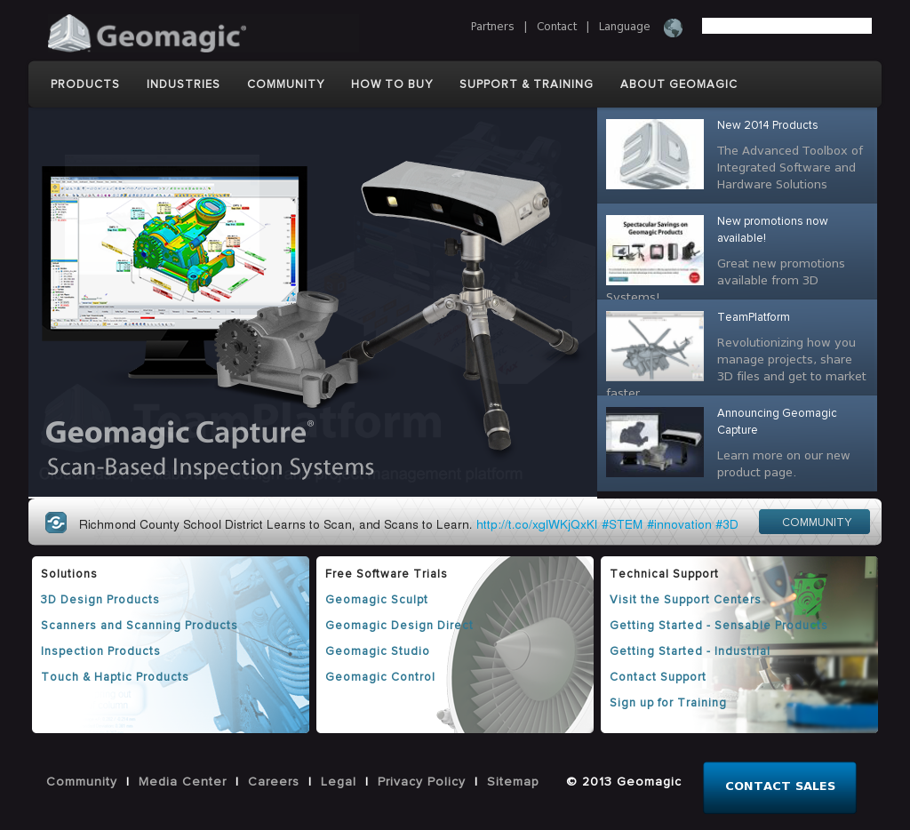 Geomagic Competitors, Revenue and Employees - Owler Company Profile