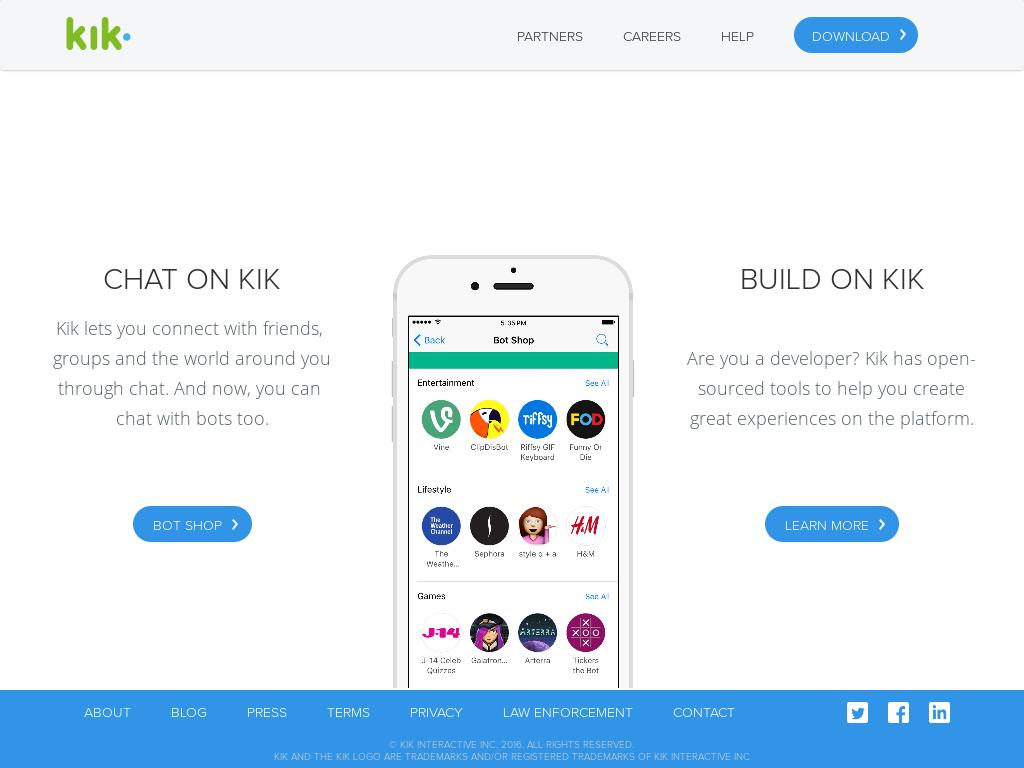 Kik Competitors, Revenue and Employees - Owler Company Profile