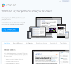 Readcube Competitors, Revenue and Employees - Owler Company