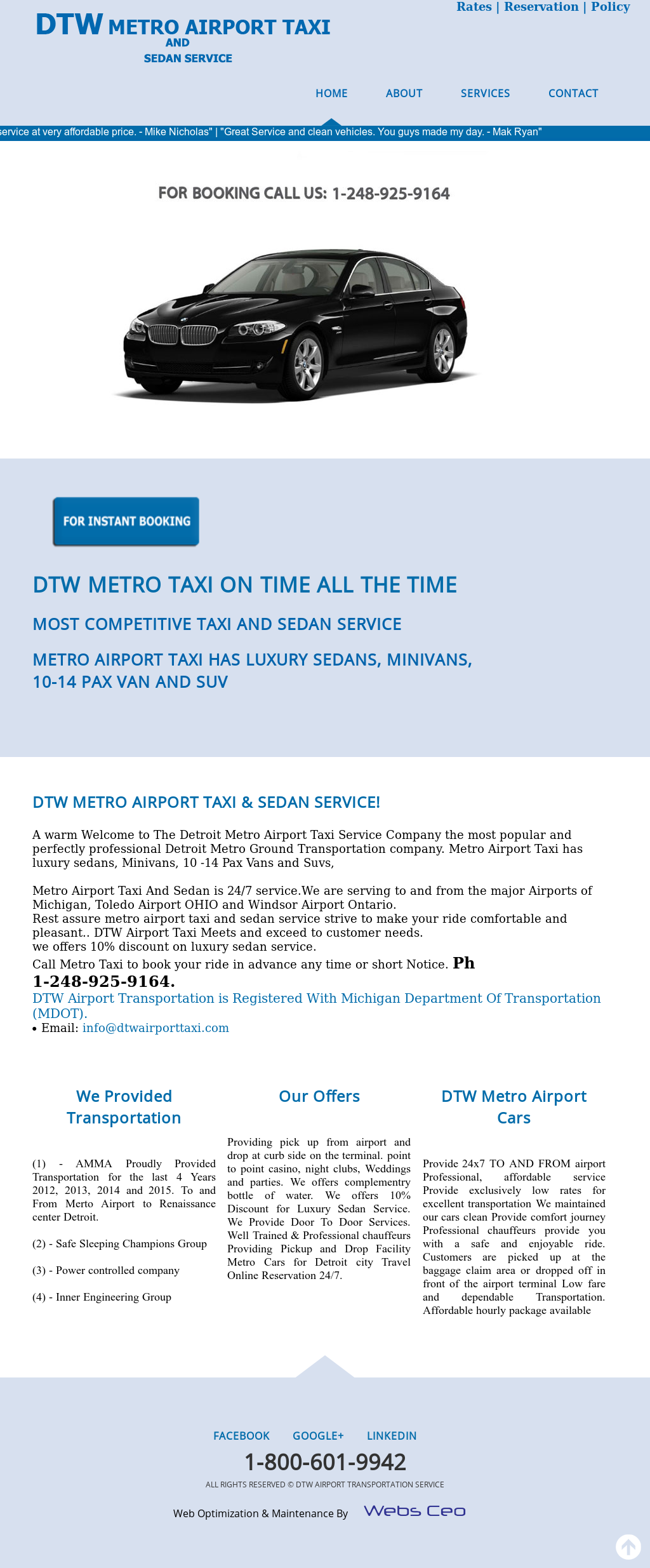 Metro Cars Detroit >> Dtw Metro Competitors Revenue And Employees Owler Company