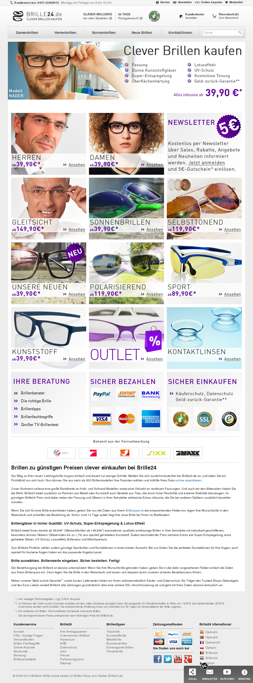Brille24 Competitors, Revenue and Employees - Owler Company Profile