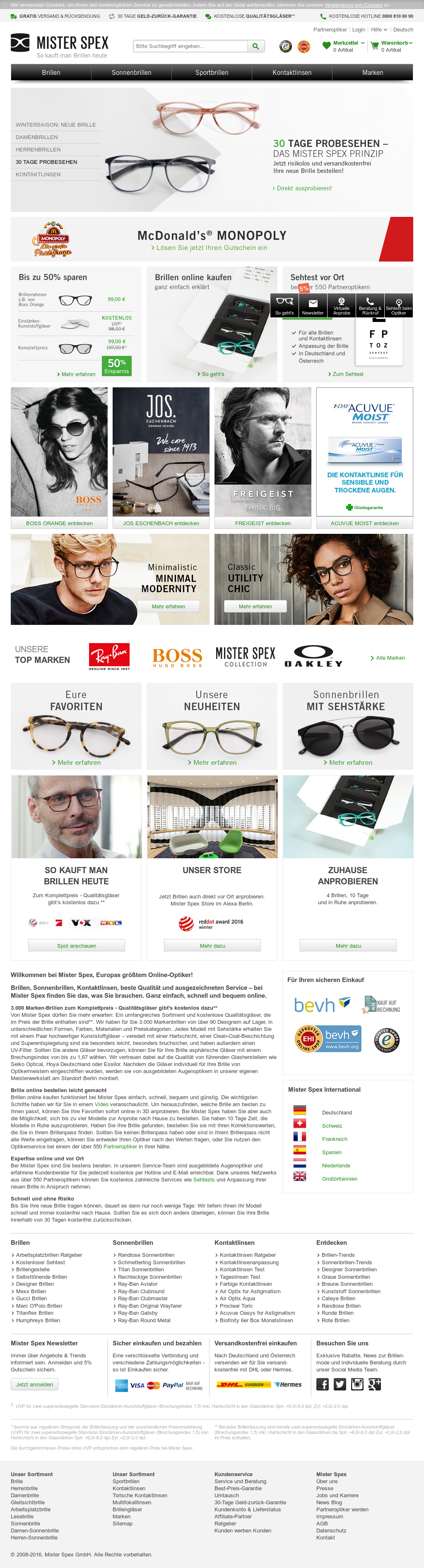 334ac5a81d0 Mister Spex Competitors, Revenue and Employees - Owler Company Profile