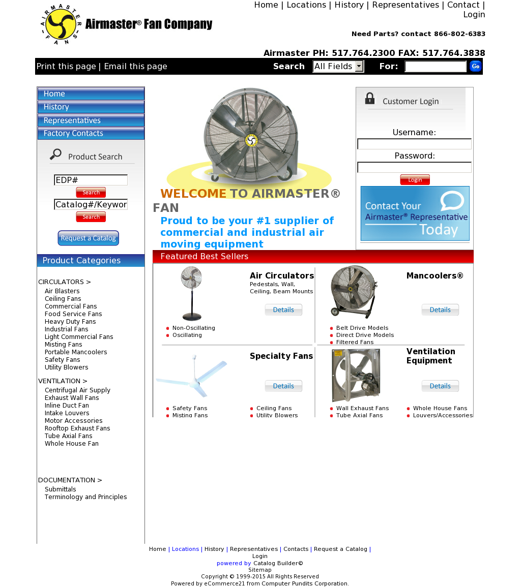 Airmaster Fan Competitors, Revenue and Employees - Owler Company Profile