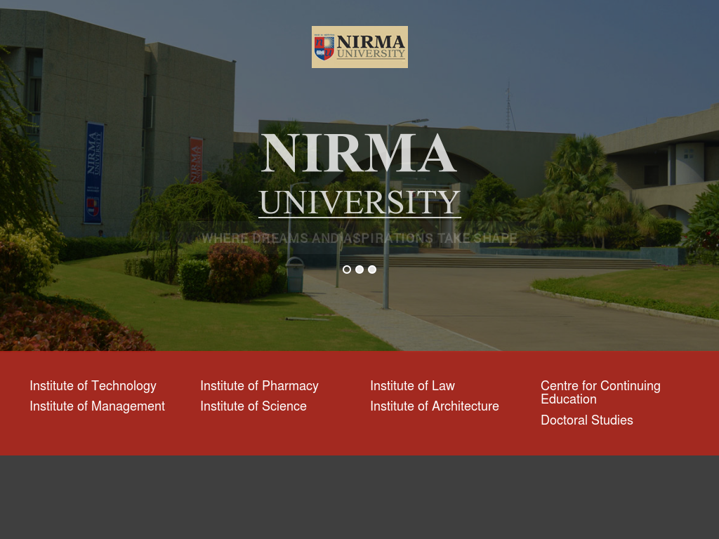 Nirma University Competitors, Revenue and Employees - Owler