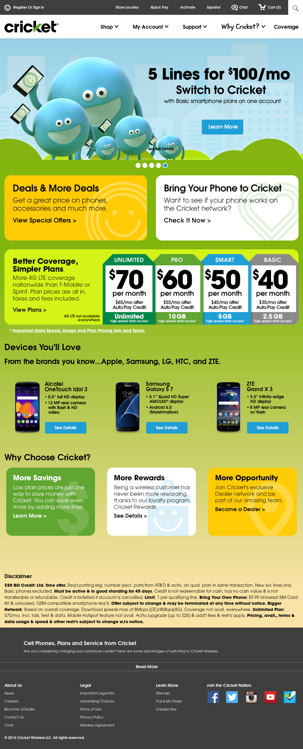 Cricket Wireless Competitors, Revenue and Employees - Owler