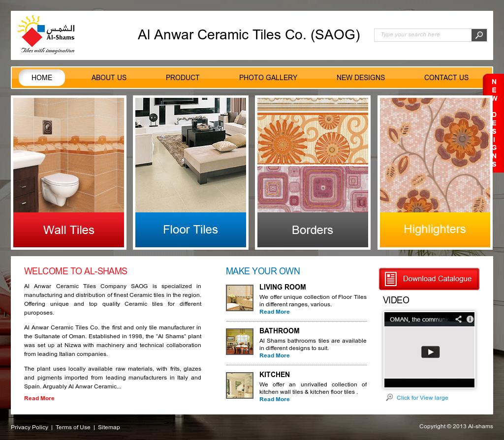 Al Anwar Ceramic Tiles Competitors Revenue And Employees Owler