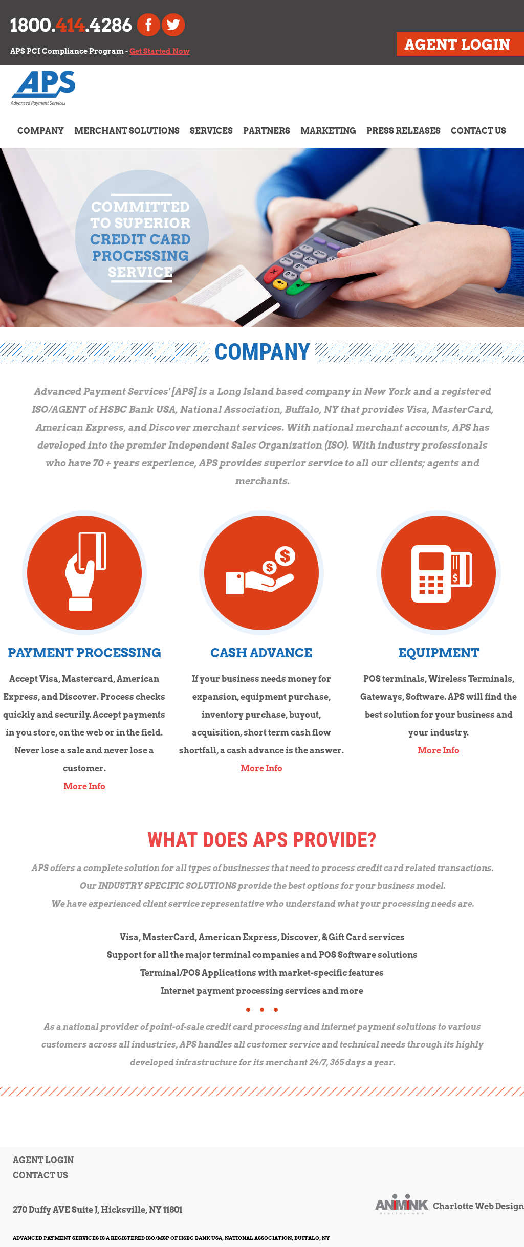 Advanced Payment Services Competitors, Revenue and Employees - Owler