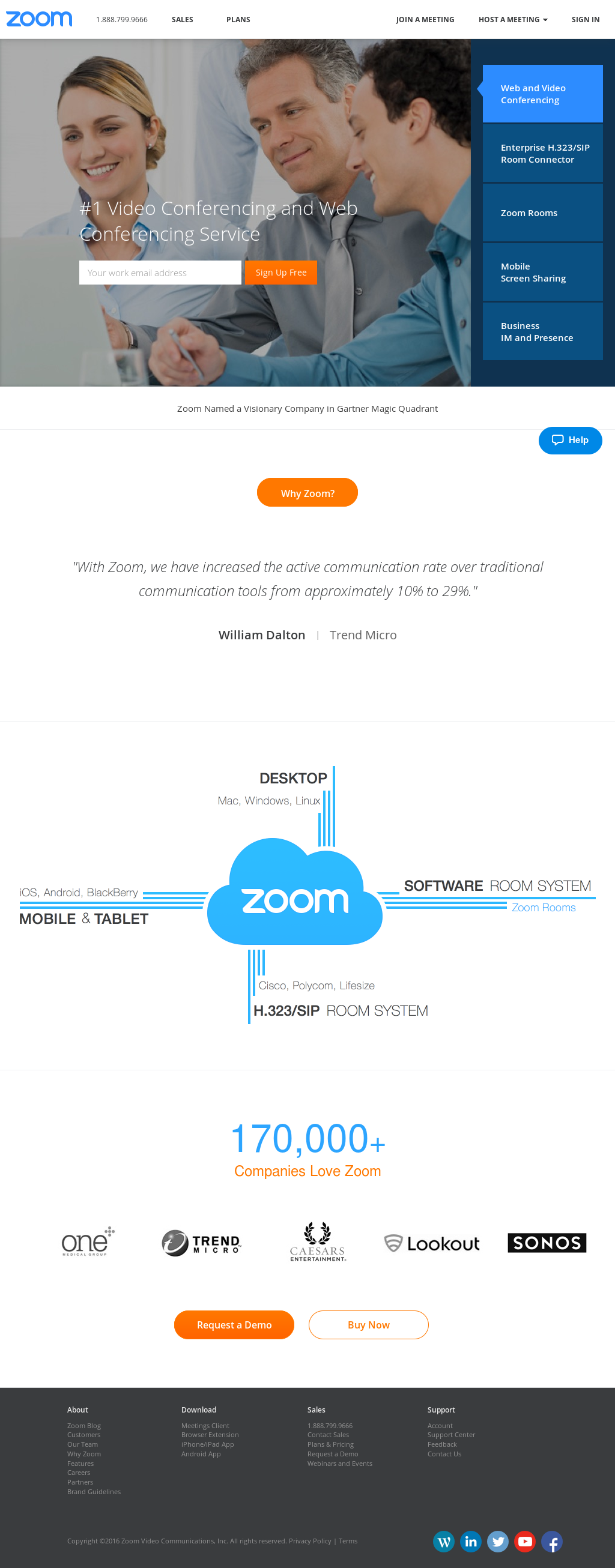 Zoom Competitors, Revenue and Employees - Owler Company Profile