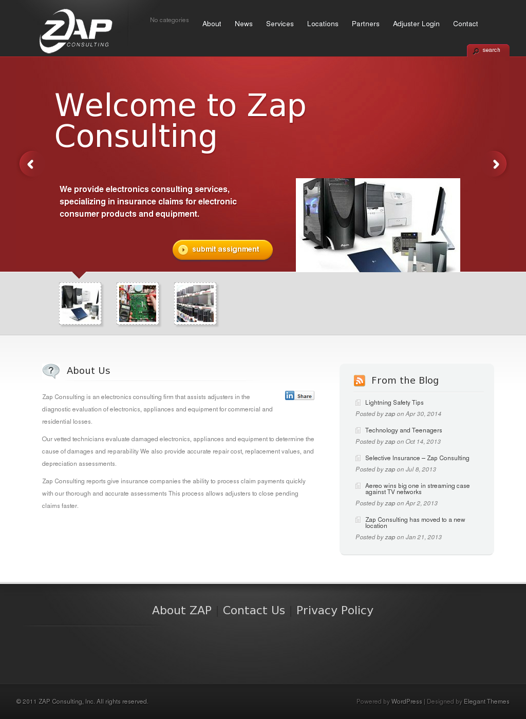 Zap Consulting Competitors, Revenue and Employees - Owler