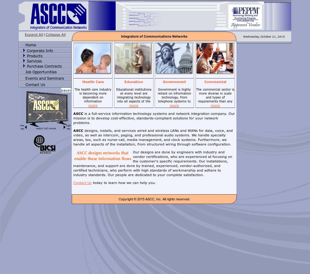 Asccinc Competitors Revenue And Employees Owler Company Profile Wiring Workmanship Standards