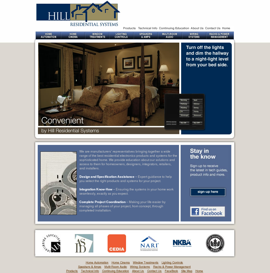 Hill Residential Systems Competitors Revenue And Employees Owler Home Multi Room Audio Wiring Company Profile