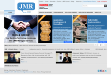 JMR website history