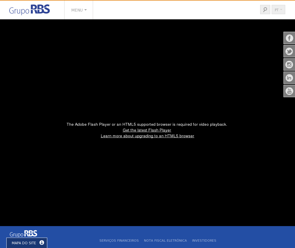Rbs tv blumenau online dating