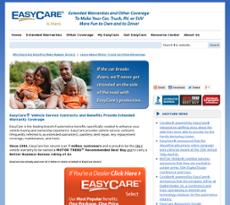 EasyCare website history