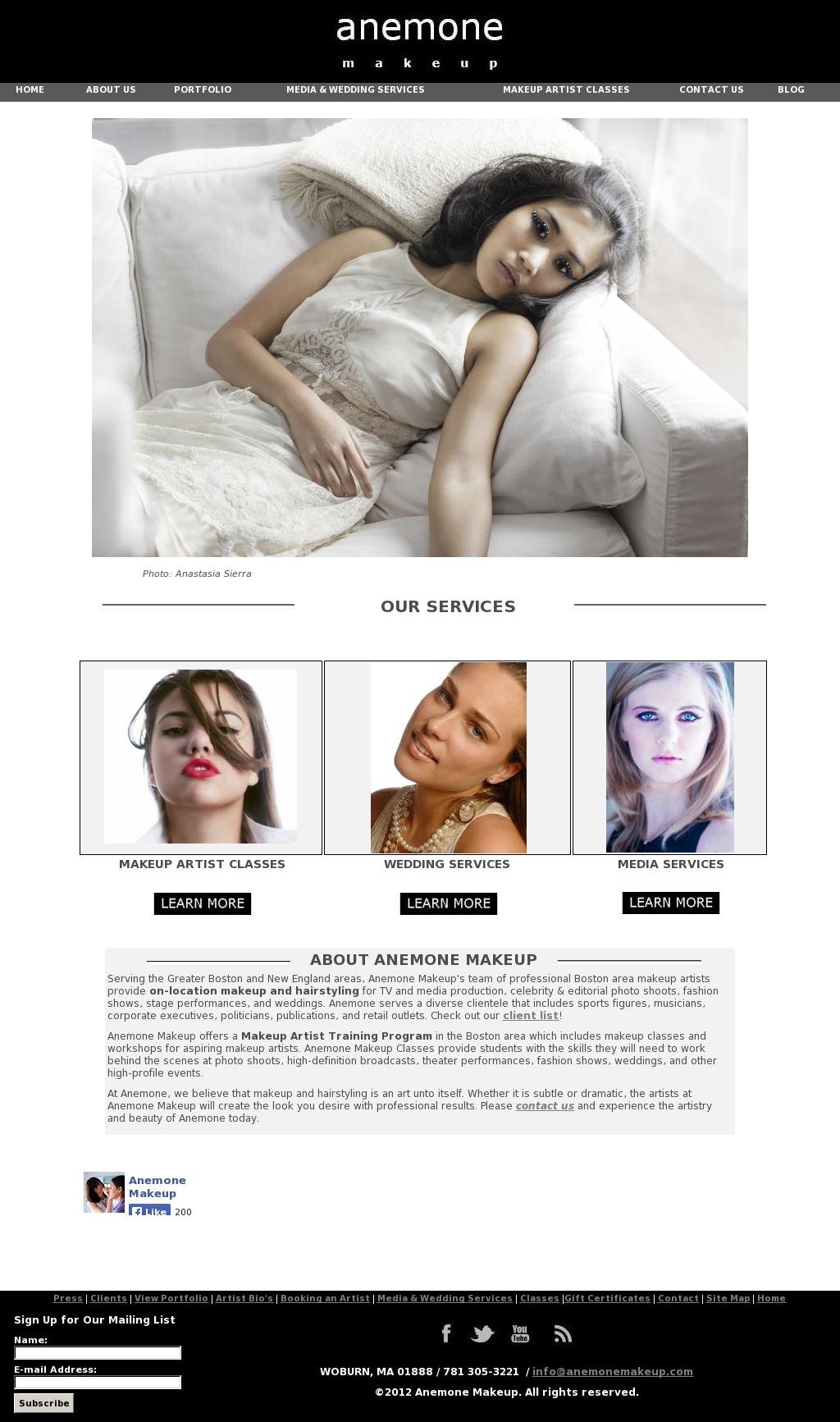 Anemone Makeup Makeupview Co