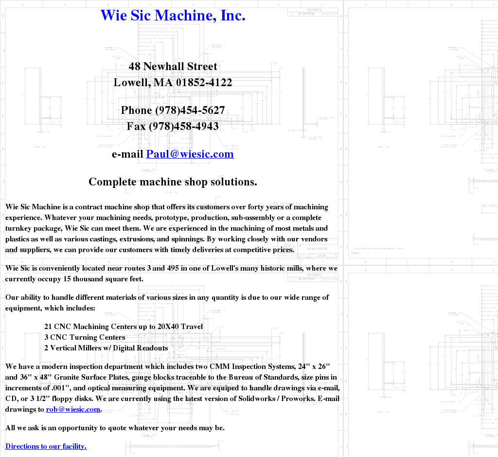 Wie Sic Machine Competitors Revenue And Employees Owler