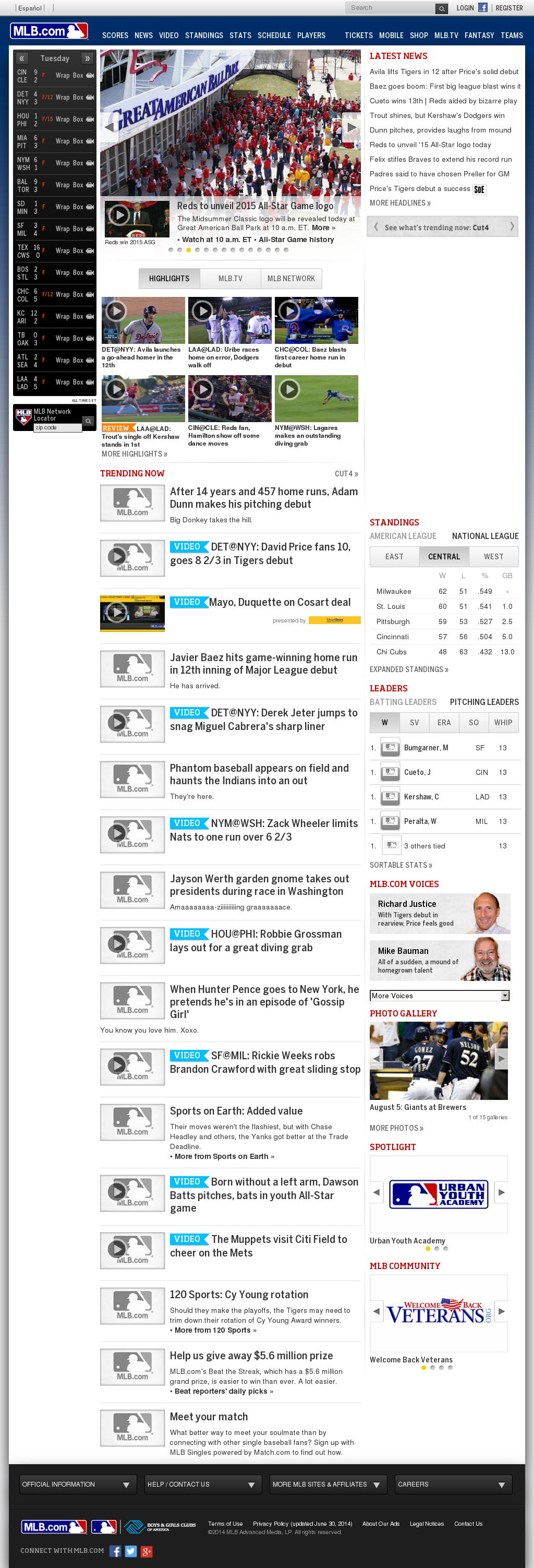 Major League Baseball Competitors, Revenue and Employees - Owler